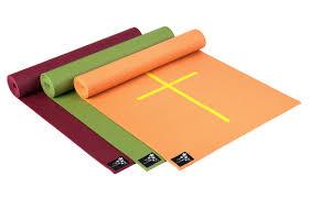 yoga mat plus alignment
