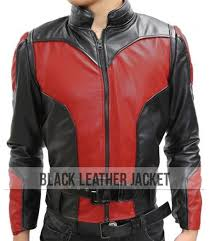 paul rudd ant man jacket leather