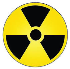 Amazon Com Ride In Style Nuclear Radiation Warning Sign Sticker Decal 4 X 4 Automotive