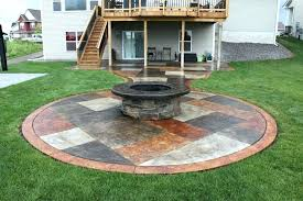 cost to install concrete patio