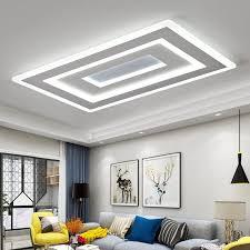 ultra thin surface mounted modern led