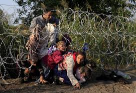 A Bloody Method Of Control The Struggle To Take Down Europe S Razor Wire Walls Global Development The Guardian