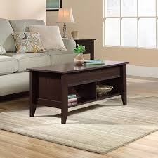 lift top coffee table 422197 sauder