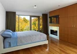 bedroom wall unit decorating ideas with