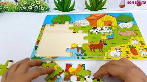 Những trò chơi đơn giản giúp trẻ 1-6 tuổi phát triển trí tuệ