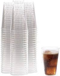 com clear plastic cups 12 oz