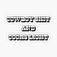 Coors Stickers Redbubble