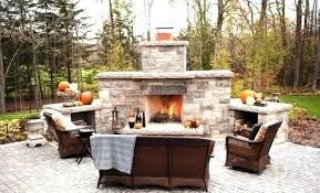 backyard fireplace ideas radechess com