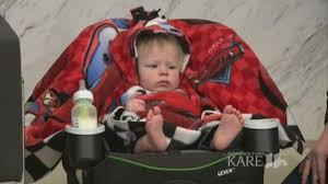 mn mom creates car seat poncho kare11 com