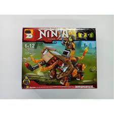 Lắp Ráp Xếp Hình Lego Ninjago sy706a: Voi ma mút của hải tặc Cyren ...