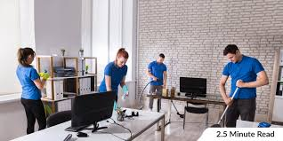 Eight Top Qualities to Select the Best Office Cleaning Services Provider