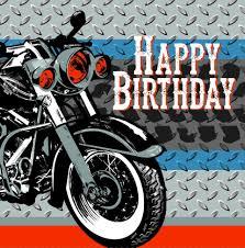 Cycle Shop Lunch Napkins 3 Ply Happy Birthday 192 Case Feliz