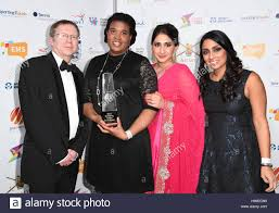 Sonia Smith wins the Mind Wellbeing Award at the third Lycamobile Stock  Photo: 136159324 - Alamy