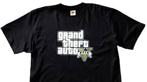 gta v t shirts at rockstar warehouse