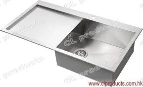 at100sp single bowl kitchen sink with