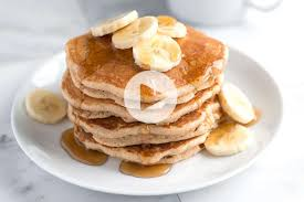 easy delicious whole wheat pancakes