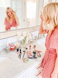 makeup routine kristywicks