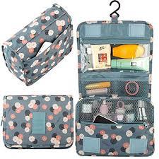 travel toiletry bag cosmetic bag