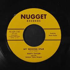 DUSTY TAYLOR: My Shining Star / Idaho Waltz 45 Country | eBay