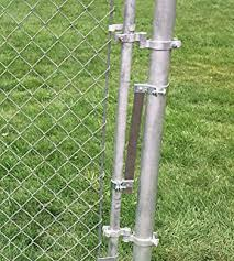 Amazon Com Jake Sales Chain Link Drop Rod Pin Latch For 1 3 8 Frame Double Gate Chain Link Fence 36 Long Garden Outdoor
