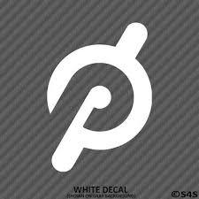 Window Peloton Decal Sticker For Car White Wall