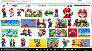 Tutorial Como Hacer Invitacion De Mario Bros Consola Portatil En