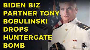 Biden Biz partner, Tony Bobulinski ...