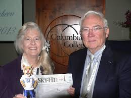 Dr. Penny Hamilton named Distinguished Alumna at Columbia College |  SkyHiNews.com