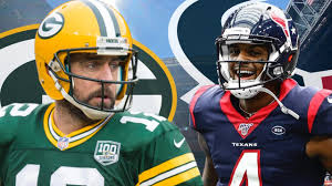 TEXANS VS PACKERS WEEK 7 PREVIEW! - YouTube