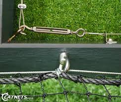 Wire Rope Fastening Clips Catnetting