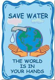 save the earth from water pollution