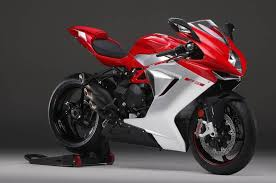 MV Agusta is working on an updated F3 800 - Autocar India