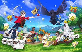 Cắm trại cùng Pokémon tại vùng Galar – Đội Hỏa Tiễn