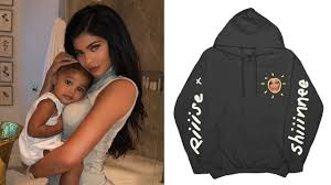kylie jenner launches rise and shine