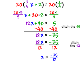 solving equations with two variables