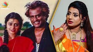 Why Heroine's Market Reduce After Marriage ? : Priya Raman Interview |  Valli Movie, Rajinikanth - YouTube