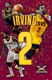kyrie irving abstract wallpaper