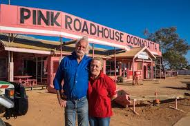 The Pink Roadhouse, Oodnadatta, South Australia | This working life