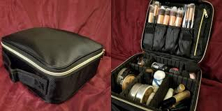 makeup case will help you travel in style