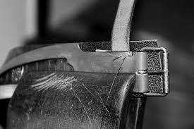 sauri leather dog collars handmade