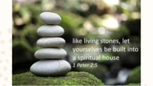 like living stones - All Souls Parish