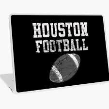 Houston Laptop Skins Redbubble
