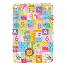 Bbfairy Baby Play Mat Thickened Large Foam Baby Crawl Mat With Fence Puzzle Play Bubble Tile Non Toxic Toy For Play Baby Activity Gym Playroom Ship From Usa Directly Multicolor Toys