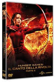 Amazon.com: IL CANTO DELLA RIVOLTA VOL.2 - HUNGER GAMES: Movies & TV