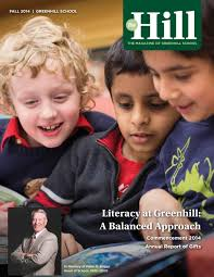 The Hill | 2014-2015 Fall by Greenhill School - issuu