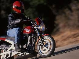 impression of the 2000 buell blast