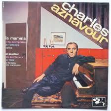 La mamma - aznavour base karaoke