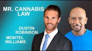 DUSTIN ROBINSON | MR. CANNABIS LAW - YouTube