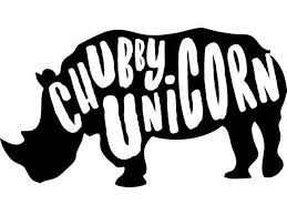 Chubby Unicorn Rhino Vinyl Decal Sticker Cars Trucks Walls Vans Windows Laptops Black 5 5 X 3 Inches Kcd1818b Newegg Com