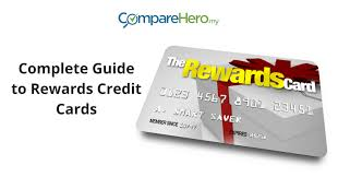 complete guide to rewards credit cards